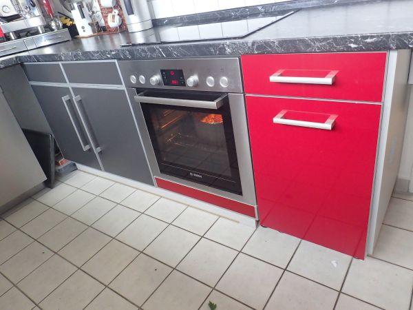 günstige Küche ohne Elektrogeräte in Freising - Küchenzeilen ...
