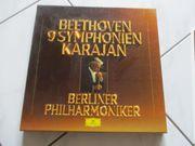 Beethoven 9 Symphonien- Karajan