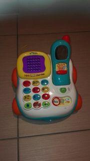 v-tech Entdecker Telefon