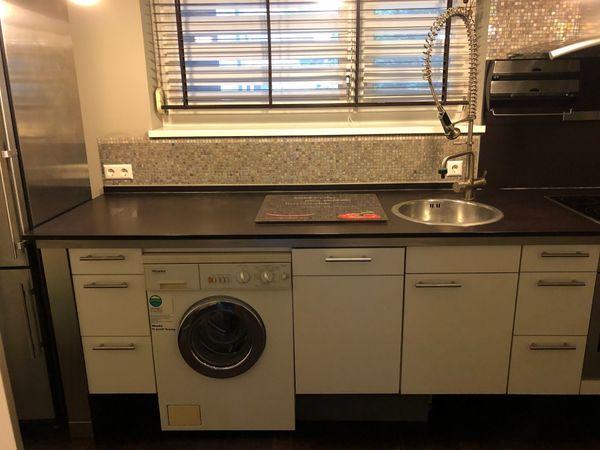 SIEMATIC PREMIUM Küche mit allen elektronischen Geräten ideal für ...