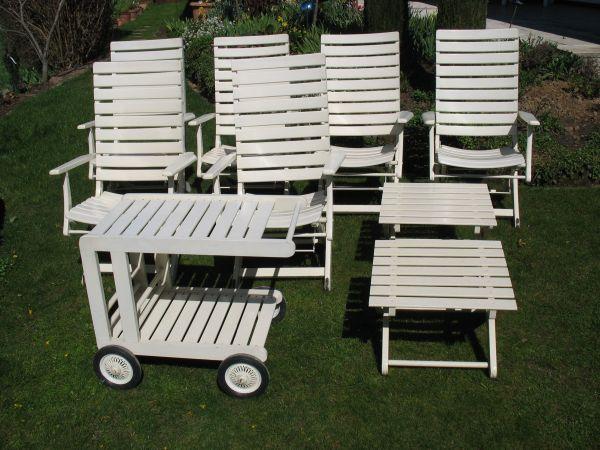 Konvolut Herlag Gartenmöbel in Weinheim - kaufen und verkaufen über ...
