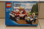 LEGO 4437 Verfolgung im Gelände