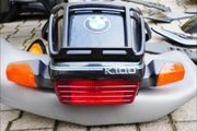 Heck, Kühlergrill, BMW