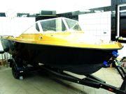 Motorboot Mercruiser 120PS LPG
