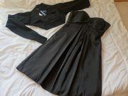 Festliches Kleid schwarz