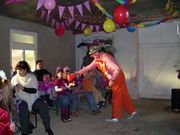 Kindergeburtstag Clown Zauberei Ballonkunst das