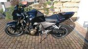Kawasaki Z750 sehr gepflegt inklusive