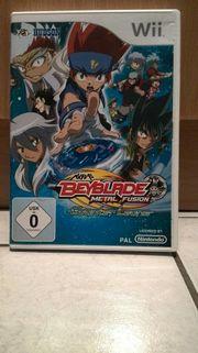 Wii Spiel Beyblade