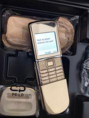 Nokia 8800 Sirocco Gold ohne