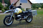 R1100 GS bj 1997 komplett