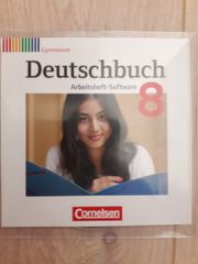 Audio CD zum Deutschbuch 8
