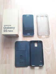 Samsung S5 Neo staub und