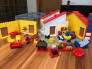 2 Lego Duplo Häuser mit