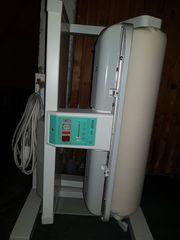 Pfaff Dampfbügelmaschine/Dampfbügelautomat