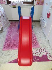 Big Rutsche Fun Slide Rot