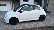 Fiat 500 Cabrio Sondermodell Sport