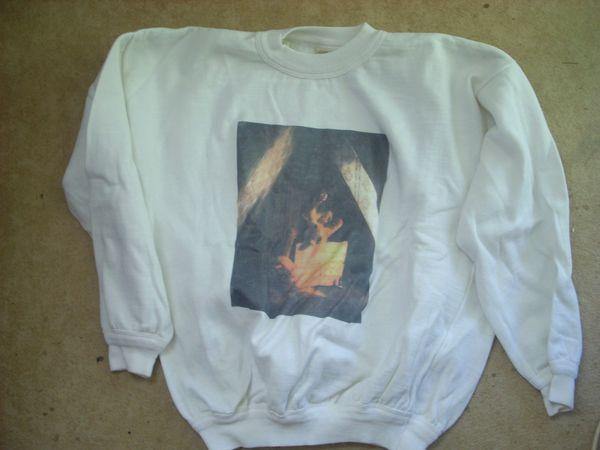 sweatshirts vampirella kate bush weiß