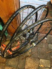 Mavic crossride mtb cyclocross laufräder