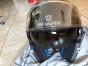 schwarz glanz Shark
