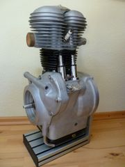 BMW R 24 Motor Überholt