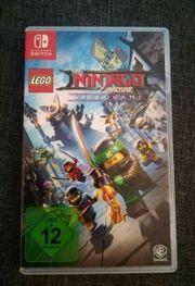 nintendo switch Lego ninjago