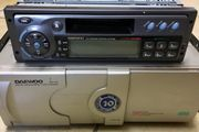 Daewoo Radio CD