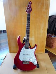 E-Gitarre Peavey Raptor plus