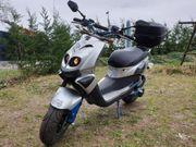 Motorroller Peugeot TKR 50 Sondermodell