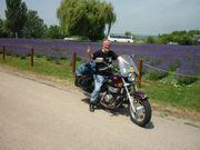 Motorrad-Biker in gesucht