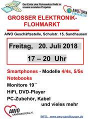 Flohmarkt Handy Smartphone