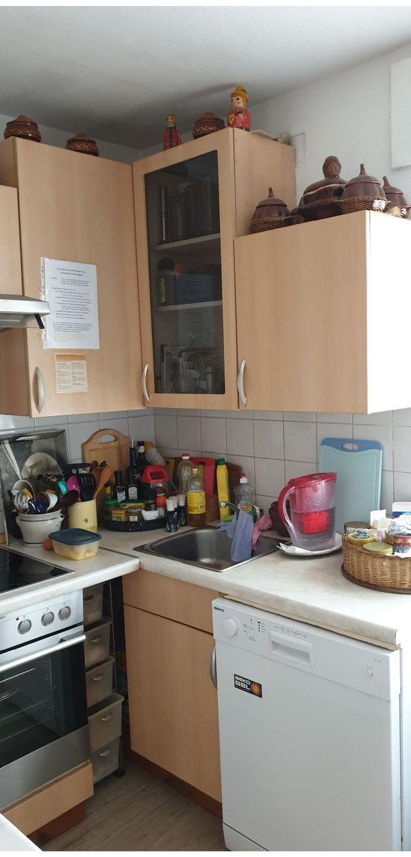Einbaukuche Kuchenschranke Gunstig Abzugeben In Karlsruhe
