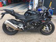 bmw s1000rr Motorrad Rennmaschine