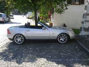 Mercedes Benz Cabrio SLK 230