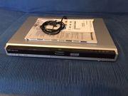 Panasonic DVD-Recorder DMR-EX77 Silber 160