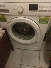 Waschmaschine Siemens