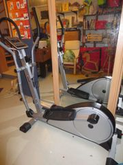 Crosstrainer, Stepper