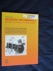 Modern Drumming Bd 3