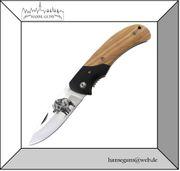 Hochwertiges Outdoor- Taschenmesser - NEU