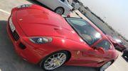 Ferrari 599 rot