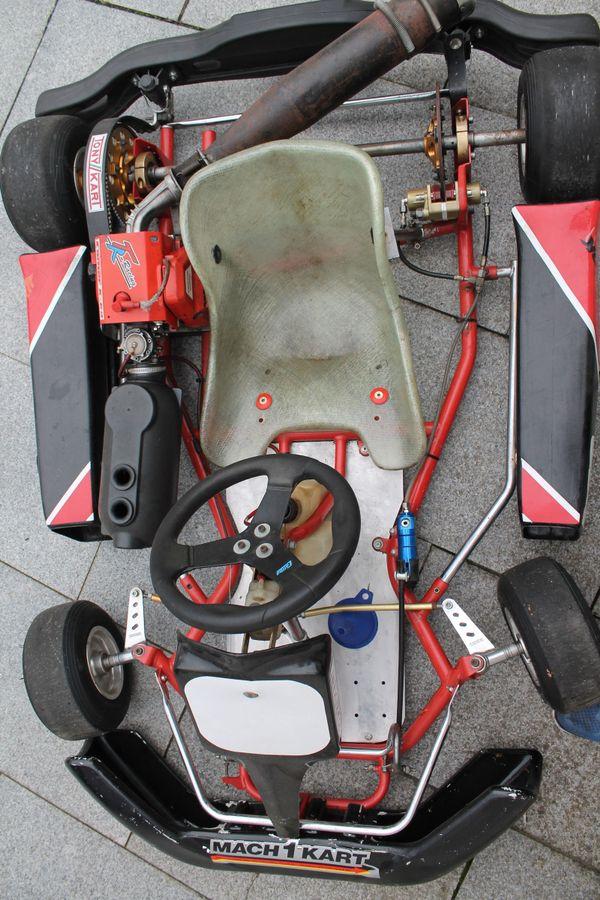 Go Kart mit Benzinmotor für Kinder in Bad Rappenau - Karts ...