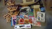 Flohmarktartikel und Weihnachtssachen zu verschenken