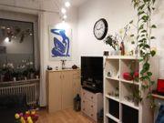 2-Zimmer-Erdgeschosswohnung mit Einbauküche in Karlsruher