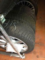 4 orig BMW Winterkompletträder 18