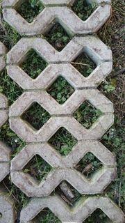 Rasengittersteine 60x40x8