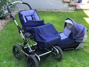 Kinderwagen Emmaljunga Baby
