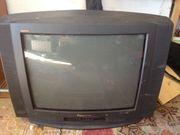 Fernseher Röhren-TV inkl Fernbedienung zu