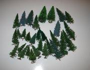 Gebrauchte Tannenbäume für