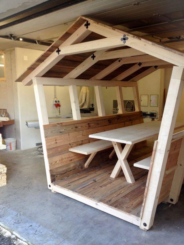 Gartenhaus Altholz gartenlaube gartenhaus sitzecke sitzgarnitur terrassenmöbel