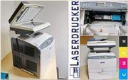 Epson Farblaserdrucker/ Scanner -