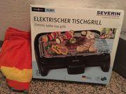 elektrischer Tischgrill zu verschenken